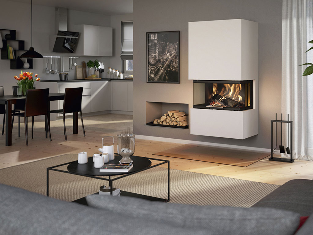Spartherm Linear Triple 73x35x40